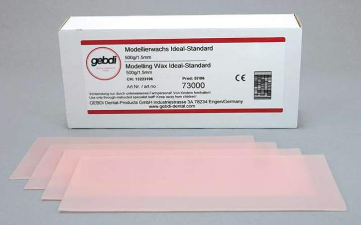 Ideal-Standard Modellierwachs 1,5 mm, 500 g