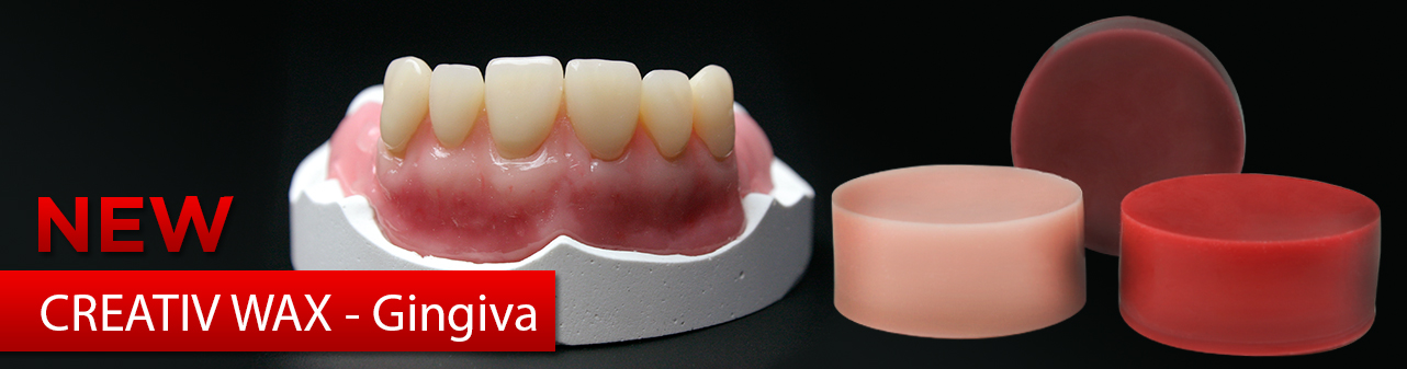 New Creative Wax - Gingiva